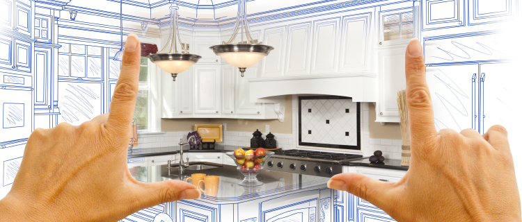 Pictures of home remodeling projects