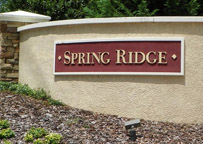 Brooksville Communities, Spring Ridge Real Estate, Spring Ridge Homes For Sale